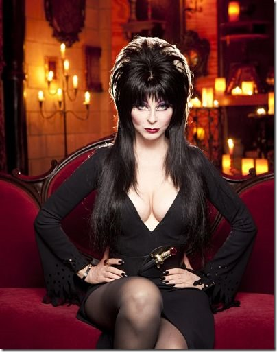 Elvira,Mistress of the Dark