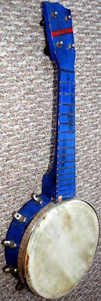 Schireson Hollywood Banjolele Banjo Ukulele
