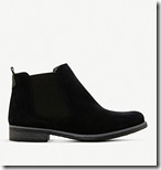 Dune Faux Shearling Lined Chelsea Boots