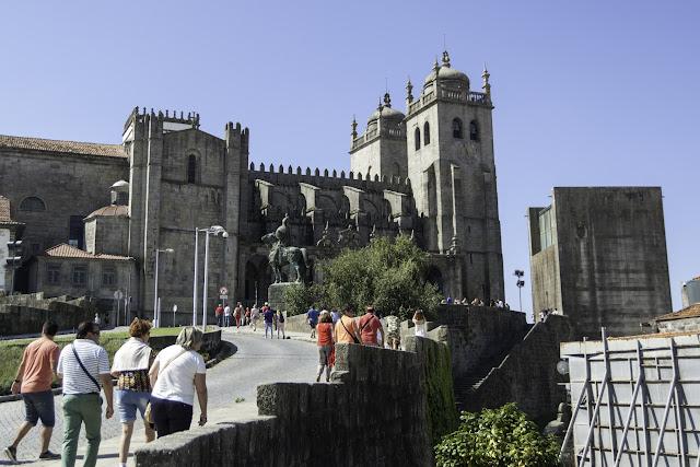 Catedral. La Se. Oporto