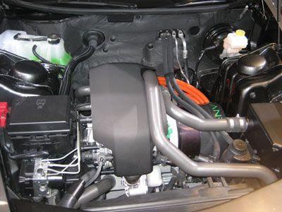 Двигатель ENVI