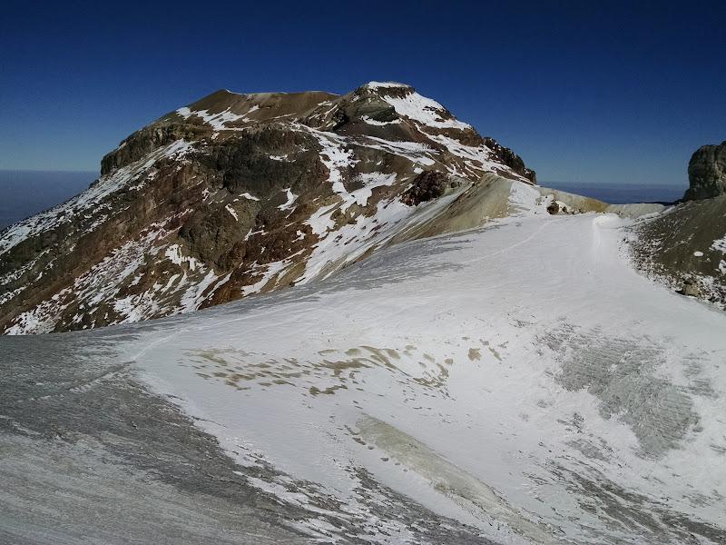Iztaccíhuatl • Ayoloco Glacier