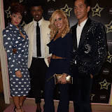 OIC - ENTSIMAGES.COM - Hatty Keane, Prince Cassius and Shanie Ryan at the  Sicario - JF London shoe launch  in London 21st September 2015 Photo Mobis Photos/OIC 0203 174 1069