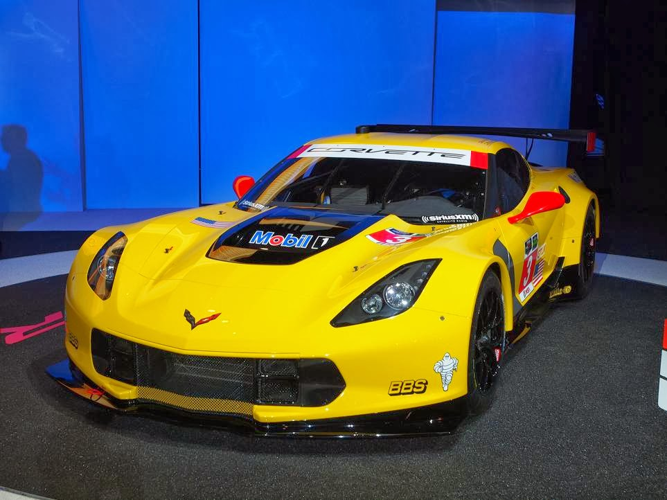 Chevrolet Corvette C7R 1 NAIAS 2