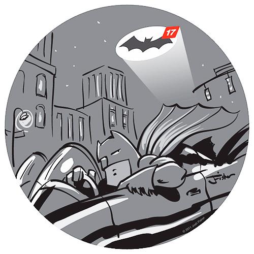 batman doispontozero Notificações anti crime