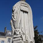 Statue de Geoffroy Saint-Hilaire