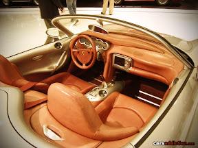 Porsche Boxster Concept Interior