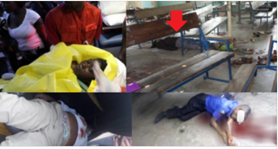 Gunmen Attack Yet Another Anambra Church, Kill Policeman And Church Members (Photos)