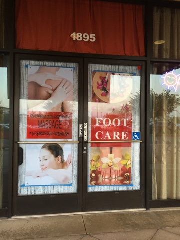 Fullerton, Four Season Spa – You can Call Me Mochelle