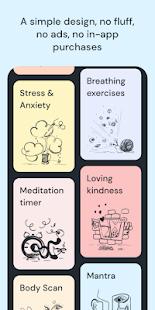 Medit-永久免費冥想和睡眠Apa