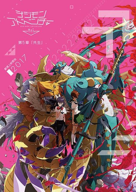 Digimon Adventure Tri Movie 4-6 to get screening in U.S. in dub