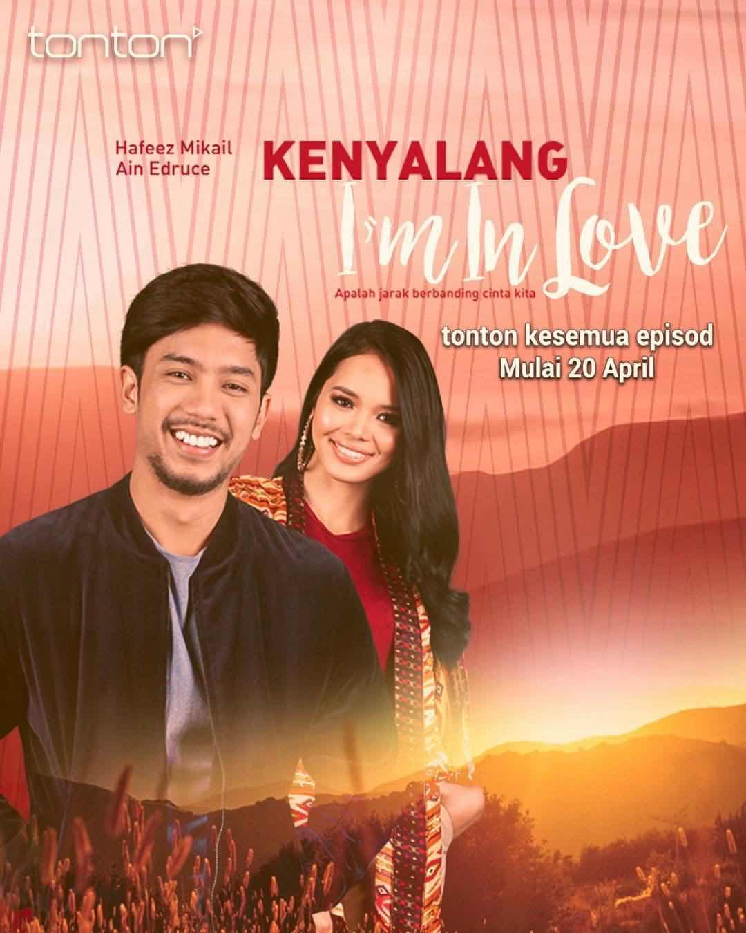 %255BUNSET%255D - Drama Kenyalang Im In Love, hiasi slot Lestary TV3