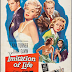 REVIEW OF THE ICONIC ROMANCE-DRAMA BY DOUGLAS SIRK, 'IMITATION OF LIFE', WITH LANA TURNER & SANDRA DEE