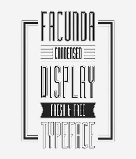 Facunda Free Fonts