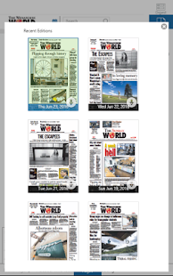 The Wenatchee World Digital- screenshot thumbnail
