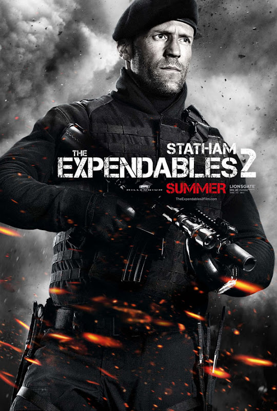expendables two ver9 xlg The Expendables 2   Galeria de Posters e Trailer.