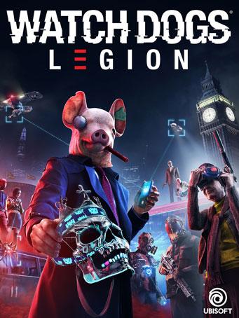 โหลดเกมส์ (PC) Watch Dogs Legion