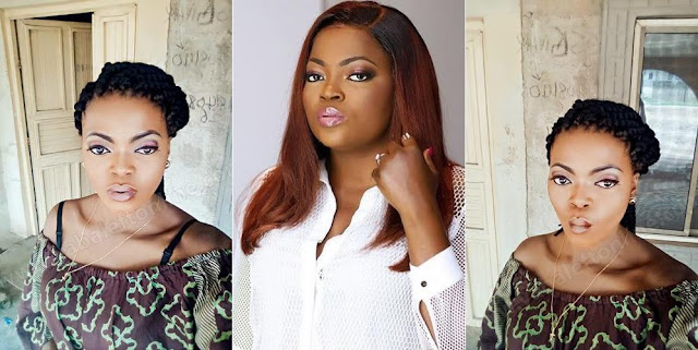 Meet Nigerian Lady Who Looks so Much Like Actress Funke Akindele (Photos)