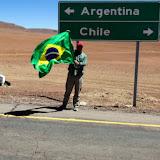Deixando a Bolívia e chegando ao Atacama, Chile