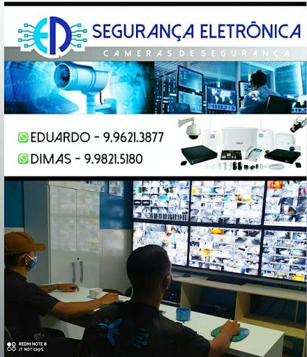 ED Segurança Eletrônica Câmara de Segurança  Eduardo-9.96213877 Dimas- 9.98215180