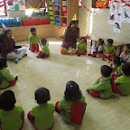 GROUP ACTIVITY- PET ANIMAL FOR NURSERY WITTY WORLD (23.11.2016)