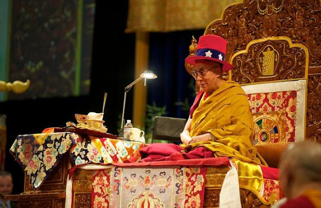 Kalachakra for World Peace teaching by H.H. the 14th Dalai Lama in Washington DC July 6-16th. - Sonam%2BZoksang_1311704047394.jpg