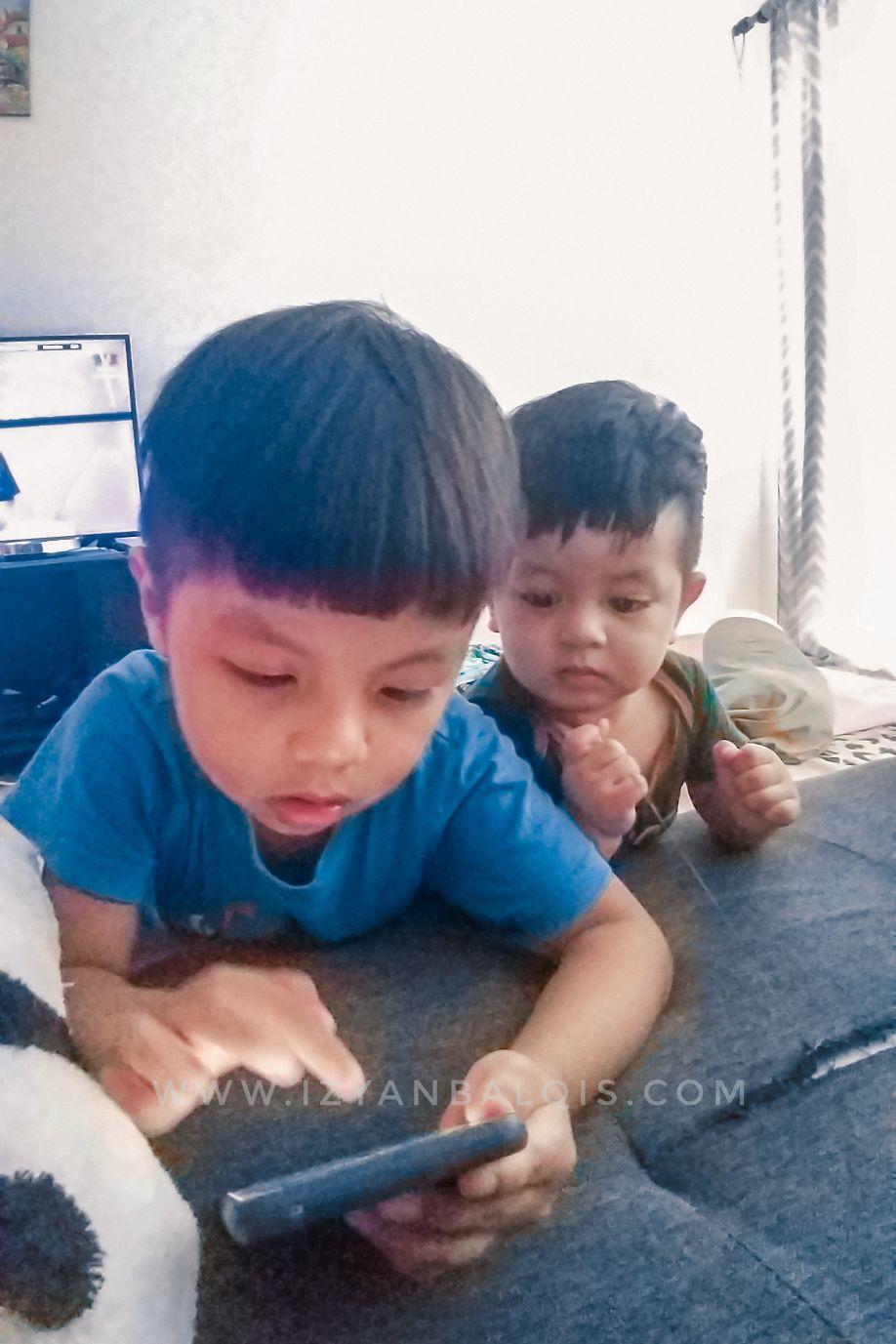 Adik Luqman Rifqy, Kecil-kecil Cili Padi