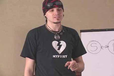 Pickup Artist Mystery 25, Mystery