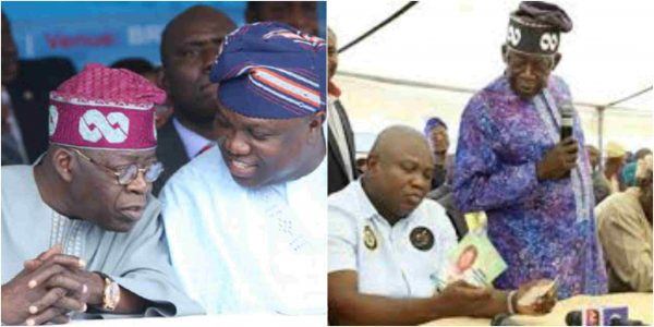 Ambode finally speaks on rumored fight with Tinubu