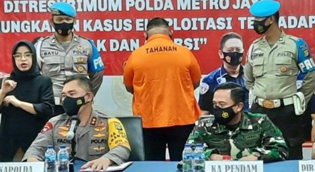 Terkait Oknum Polisi Kalideres Bunuh Anggota TNI dan Warga Sipil, Pangdam Jaya: Selesaikan Secara Adil