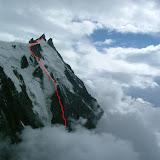 Michal: Chamonix - Frendo Spur