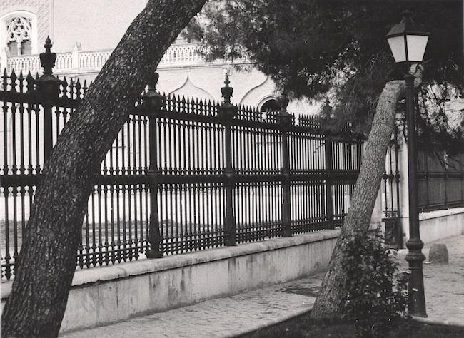 Imagen de la rejas del Palacio Arzobispal de Alcalá