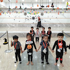 Halloween Carnival Celebrated by Playgroup Morning Section at Witty World, Chikoowadi (2018-19)