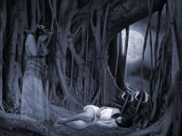 Death In The Wood, Gothic