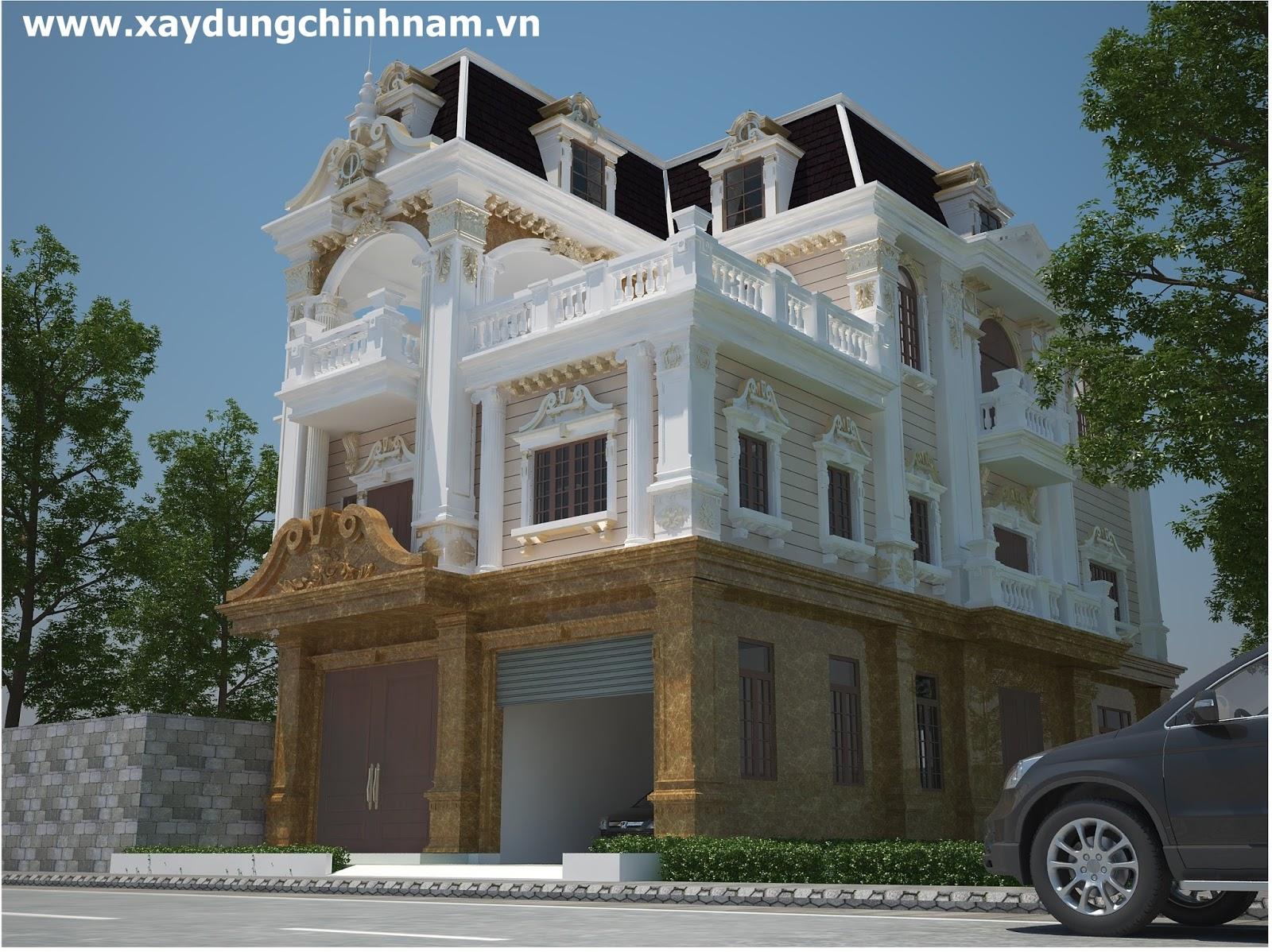 Biệt thự đẹp ở Biên Hòa Đồng Nai
