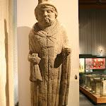 Musée d'archéologie nationale, Gaule romaine : statue de Mercure, (Lezoux, Puy-de-Dôme)