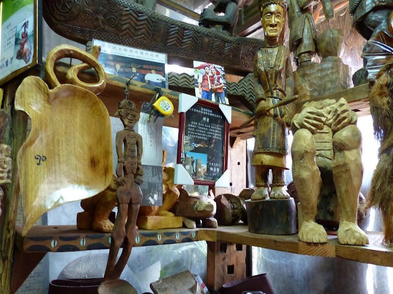 Fang Liao Artist village F 3 ( Pingtung county) et Village cultural a Pingtung city - P1030603.JPG