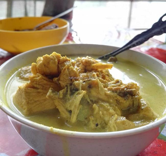 gambar ayam masak lemak cili padi yang sedap