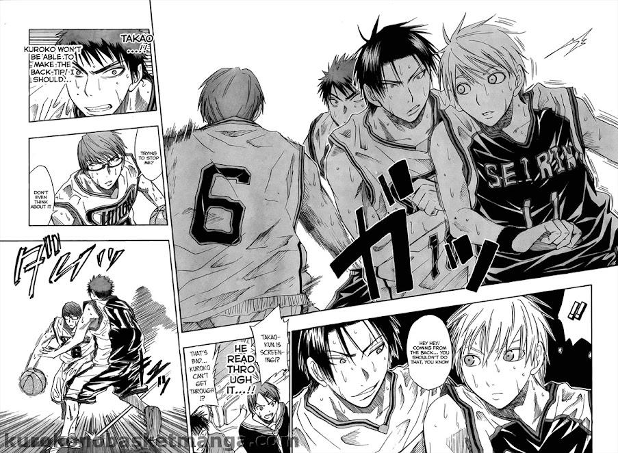 Kuruko no Basket Chapter 29 - Image 08-09