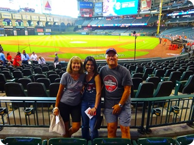 Astros game