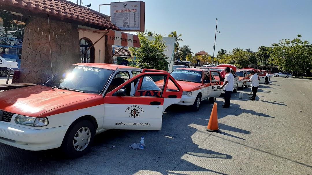 Sitio De Taxis Santa Cruz Huatulco - Servicio De Taxis en Crucecita