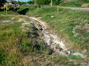 Photo: 2009.05.08 - Paraul Mic Sarat, la izvor