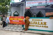 Himbau Warga Tidak Mudik, Polda Banten Pasang Ratusan Spanduk di Ruang Publik