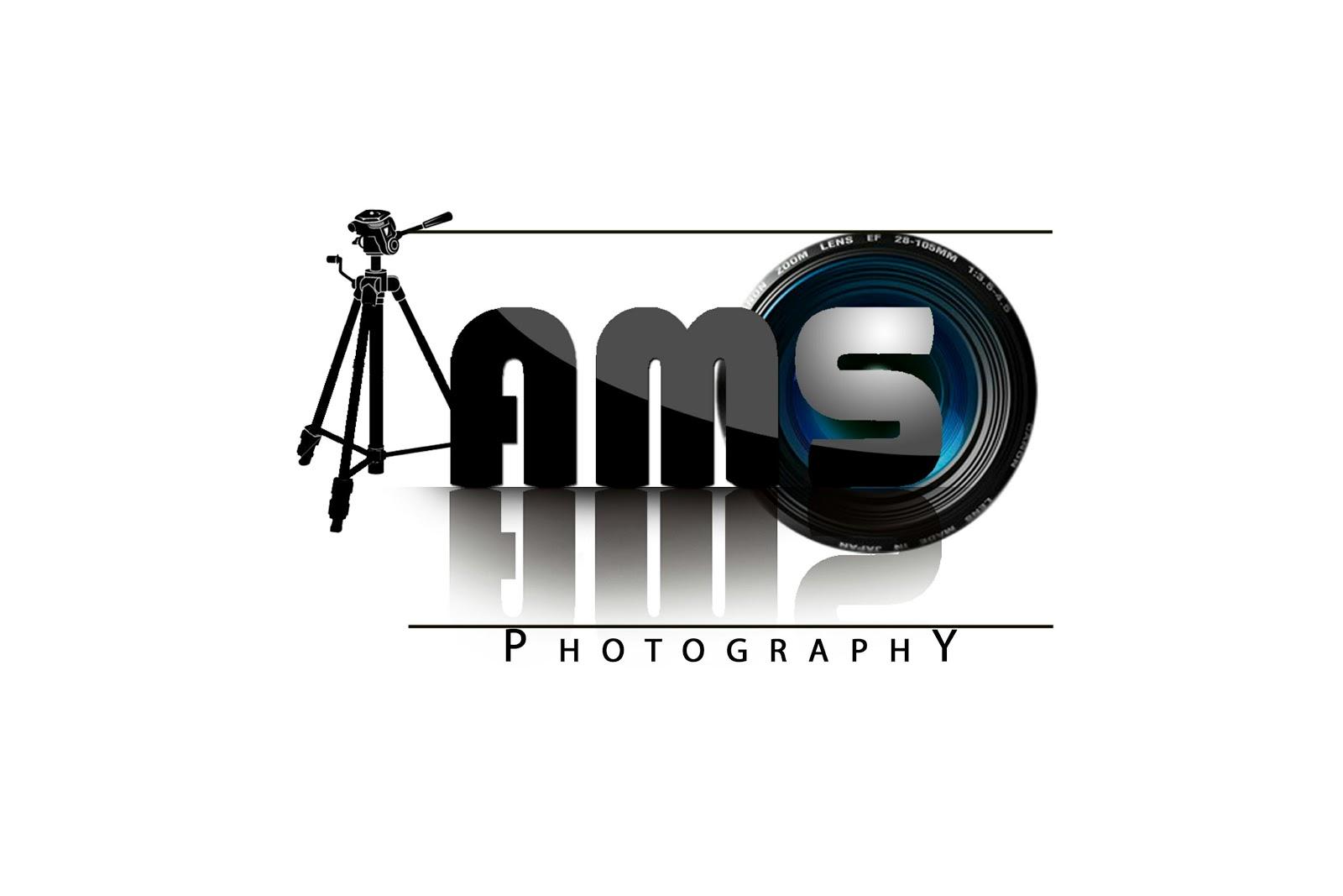 AMS Photography Logo | Zelot Studio