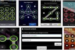 Cara Mengatasi Lupa Pola Pada Android Tanpa Root