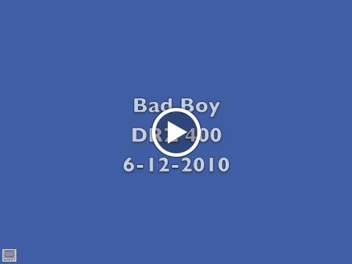 Bad Boys DRZ 400