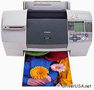 download Canon S530D Inkjet printer's driver