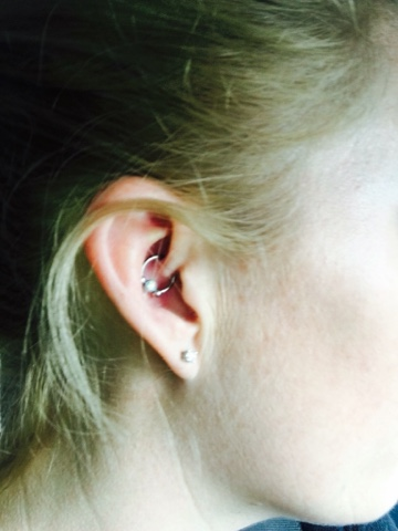 My Daith Piercing Experience Pain After Care Recommendations