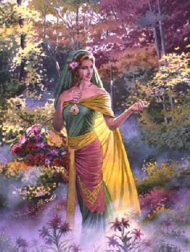 Cigana Das Flores