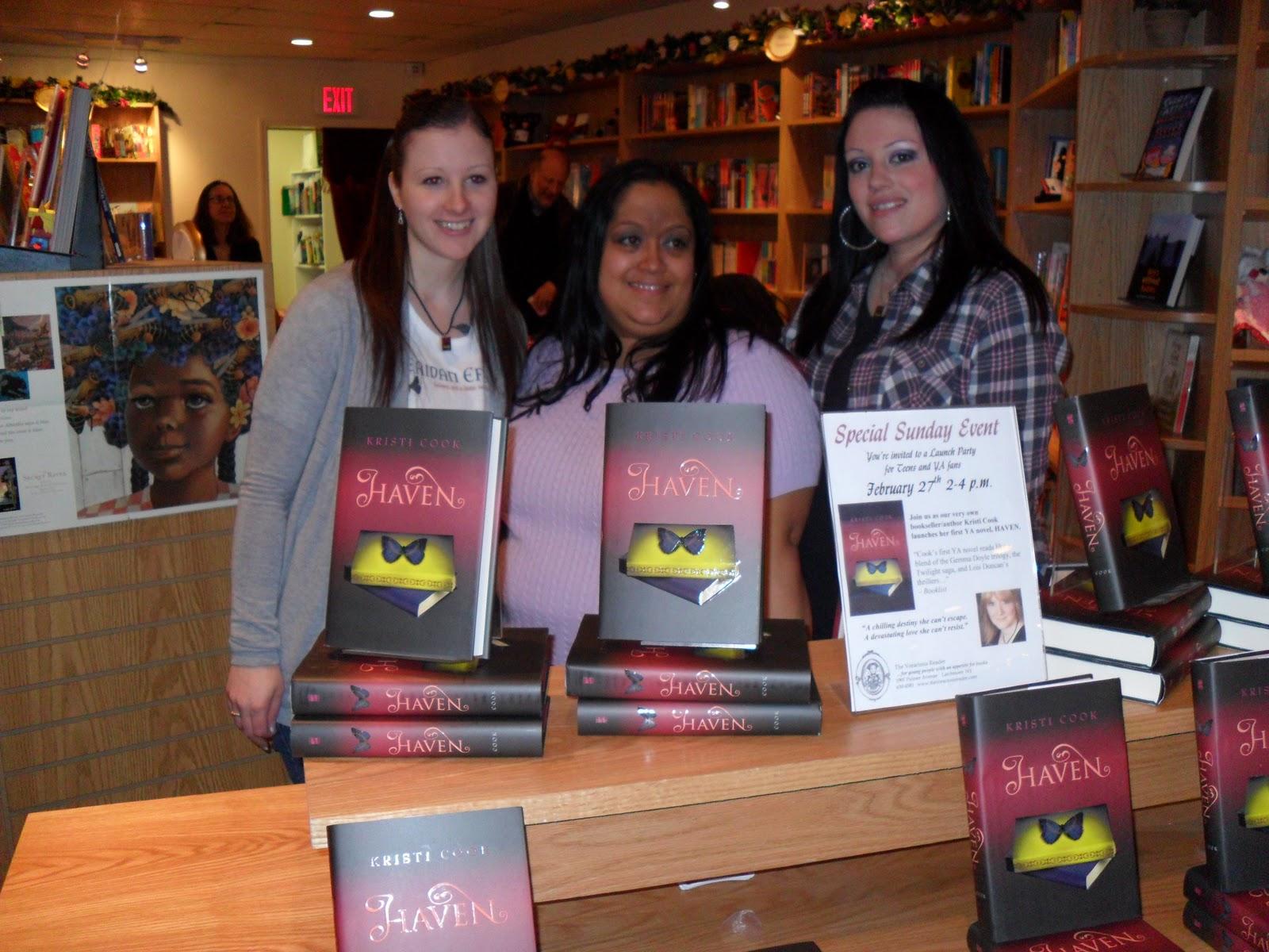 Lisa, Wanda, Kristi Cook and Dee